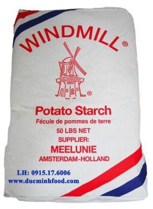 Bột khoai tây Hà lan